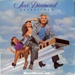 Joel Diamond Rides His Instrument