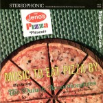 Music To Eat Crappy Microwave Pizza By
