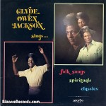 The many moods of Clyde Owen Jackson