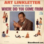 birds, bees, Art Linkletter