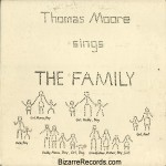 Strange Children&#8217;s Songs from Thomas Moore