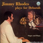 Jimmy Rhodes plays for Deborah