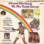 Knocking out your tooth (decay)