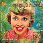 Psycho lady in bushes wants you to come listen to Stephen Foster