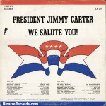 Jimmy Carter, We Salute You!