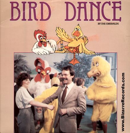 The Emeralds - The Bird Dance