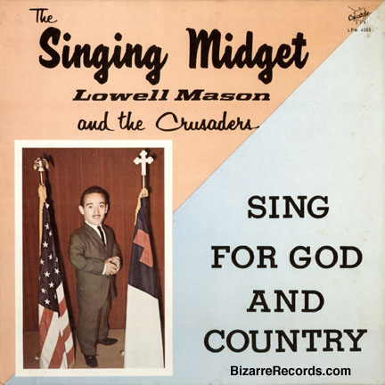 lowell mason the singing midget